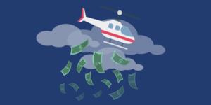 La monnaie hélicoptère (Fiche concept)